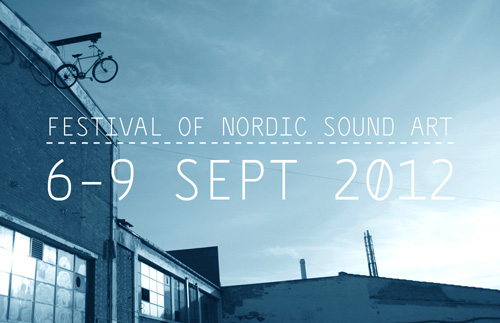 LAK - festival for nordic sound art
