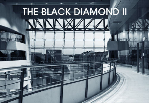 New music for The Black Diamond II